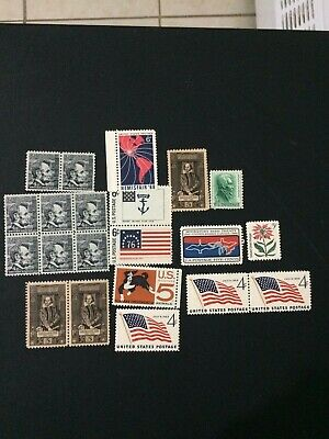 Stamps USA Small Lot Mint