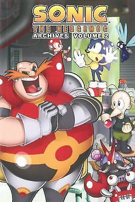 Sonic the Hedgehog Archives, Vol. 2 by Mike Gallagher; Angelo DeCesare