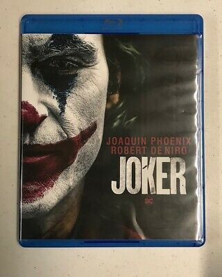 Joker with original case and artwork, with Slip Cover ONLY (NO DVD, DIGITAL CODE