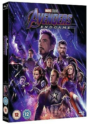 Marvel Studios Avengers: Endgame [Blu-ray] [2019] - NEW AND SEALED
