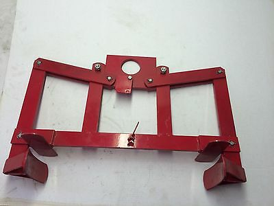 55 Gal Drum forklift Clamp Attactment 1000lb capicity