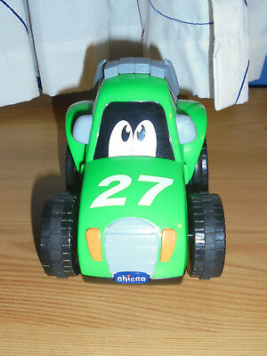 Chicco Turbo Rev-up and Go Sounds Car