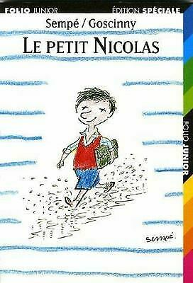 Le Petit Nicolas (French Edition) by Sempe, Jean-Jacques; Goscinny, Rene