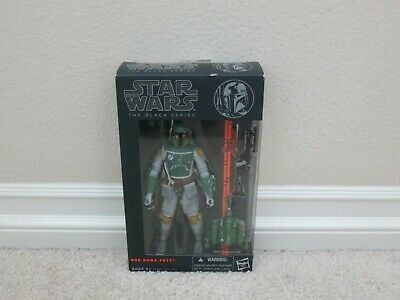 "Brand New Star Wars 6"" Black Series Orange Boba Fett #06"