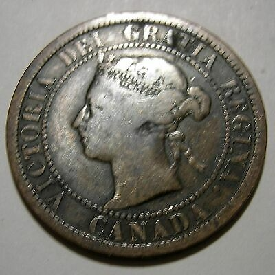 1 Cent 1887  G/VG ...................(add lots $0.25 ea.)