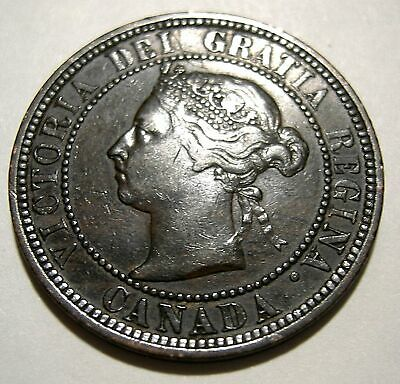 1 Cent 1888  VF   ...................(add lots $0.25 ea.)