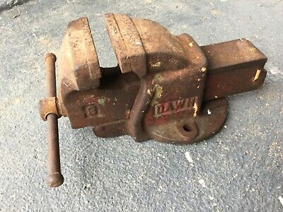 """dawn vice 3"""" bench vice..used ... good condition"""