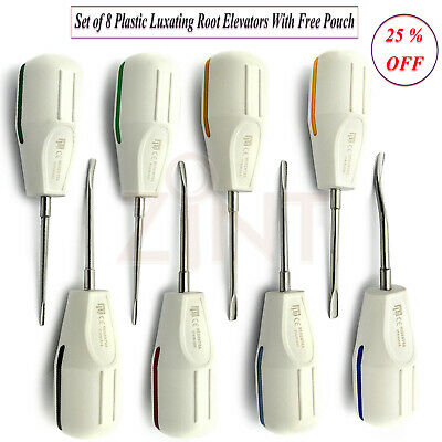 Plastic Luxating Luxation Elevators Oral Surgery Surgical Extracting Instruments
