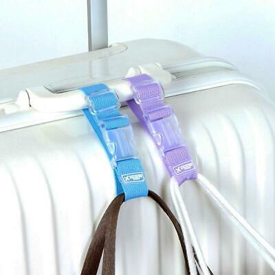 MANJIANGHONG Adjustable Nylon Luggage Straps Luggage Accessories Hanging Buckle