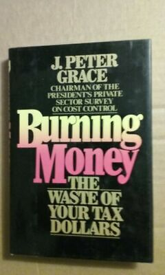 Burning Money by J. Peter Grace