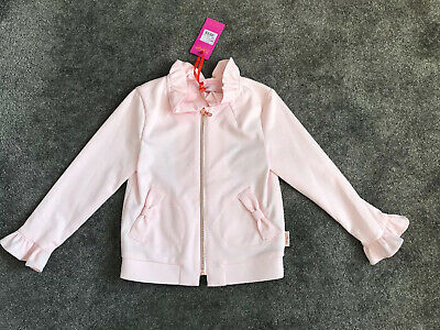 Ted Baker Girls Pink Jacket Age 6-7 Years