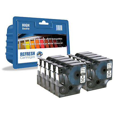 Refresh Cartridges Rolls 2093097 Compatible With Dymo Label Printers