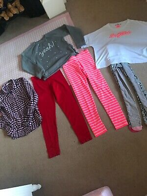 Girls Bundle Age 11-12 Years Next M & S H & M New Without Tags