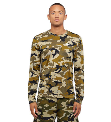Nike Dri-FIT Legend Camo - Men's Running / Training Top - Size Large