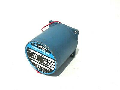 Used Superior Electric Ts50 Stepper Motor