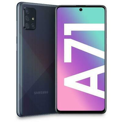 "Samsung Smartphone Galaxy A71 Display 6.7"" Super AMOLED 4 fotocamere posteriori"