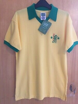 Vintage 1980 Chelsea Shirt New With Tags Adults Size Small