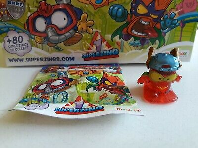 Kid Fury Superzings Serie 5  Ultra Raro