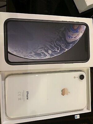 Apple iPhone XR - 64GB - White (Vodafone) A2105 (GSM)