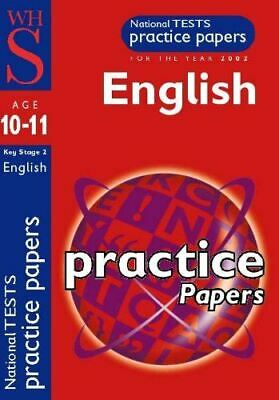 National Tests Practice Papers English Age 10-11, Anon, Like New, Paperback