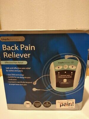 Lloyds Pharmacy Back Pain Reliever