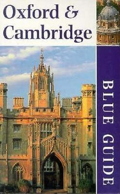 Blue Guide - Oxford and Cambridge by Geoffrey Tyack