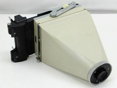 Olympus Tan Large Format Polaroid Adapter For Microscope Systems (545 Land Film)