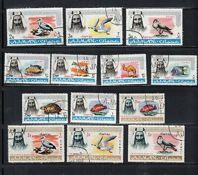 Ajman Trucial  Middle East   Stamps Used Lot 10933