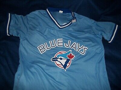 New Vintage Style Toronto Blue Jays George Bell Baseball Jersey Mens Xl *
