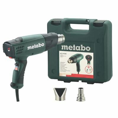 Metabo Pistolet à Air Chaud He 20-600