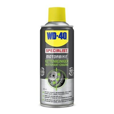 WD-40 Chain Cleaner Kettenreiniger 400 ml Sprühdose