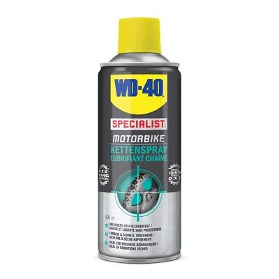 WD-40 Chain Spray Kettenspray 400 ml Sprühdose