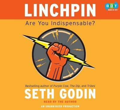 Linchpin (Are You Indespensible?)  (ExLib) by Seth Godin