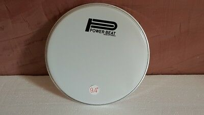 White Power Beat 8.75/'/' Skin for NG//Class Darbuka  Head Original PowerBeat Skin