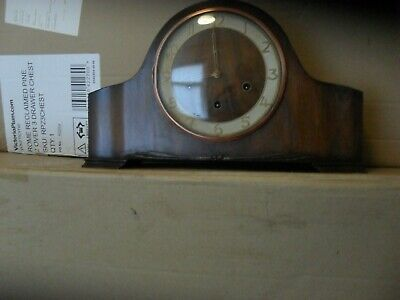 Smiths Art Deco Mantle Clock with Westmister chime