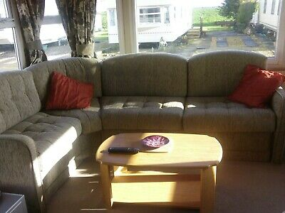 Caravan rent fishing/Golf on site Mablethorpe Sept 26th-3rd Oct 2020 £330 pw