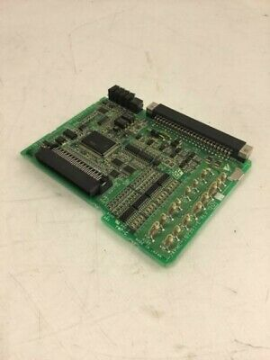 Yaskawa PC Board, JAPMC-IO2301-E, Rev C0, DF0200972-C0, Used SAME DAY SHIPPING