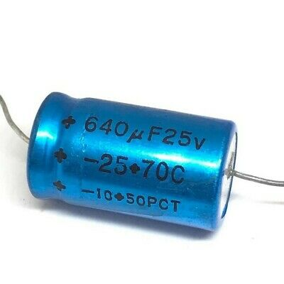 35V470uf Promise electrolytic capacitor bass low frequency Capacitors