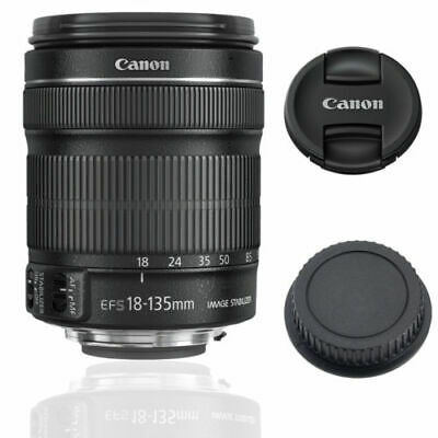 Canon EF-S 18-135mm f/3.5-5.6 IS STM Lens - Brand New
