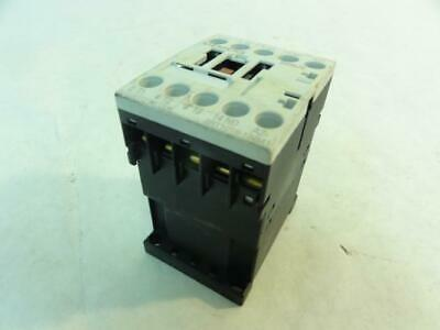 177425 Old-Stock, Siemens 3RT1016-1BB41 Contactor 9A 3P 400VAC Coil: 24VDC