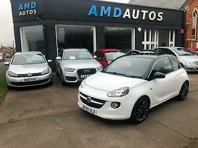 2015 65 Vauxhall ADAM 1.4 VVT 16v 87ps GLAM ** Immaculate PX & Finance **