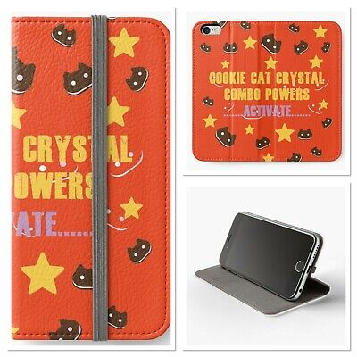 Steven Universe Cookie Cat Powers iPhone Wallet Yellow Star - iPhone 6s - 6 Plus