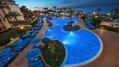 Marriott Marbella Beach Resort One Week Holiday Rental From May 24 - May 31,2020