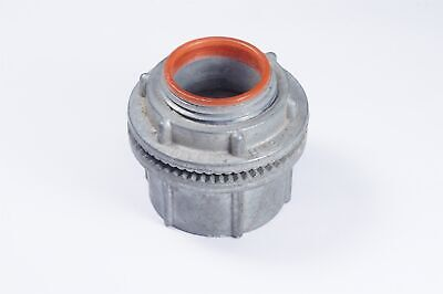 "FOR 2 UNITS Myers Scru Tite ST-9 Zinc 3 1//2/"" Conduit Hub ST-9 New."