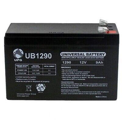 Mighty Max Battery 12V 9Ah SLA Battery Replacement for MGE Pulsar EL7 ESV 14-6 Pack Brand Product