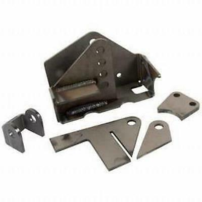 Synergy Manufacturing Heavy Duty Weld-On Front Track Bar Bracket 8012-13