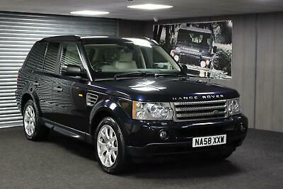2008 58 Land Rover Range Rover Sport 2.7TDV6 auto 2008MY HSE *1 Former Keeper*