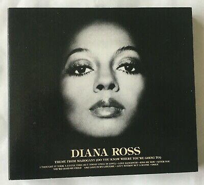 Diana Ross – Diana Ross - Remastered, Expanded Edition 2 CD