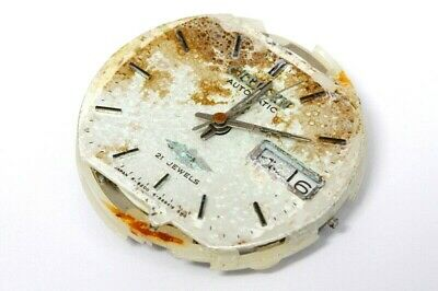 Citizen 8200A Japan automatic movement and Japan dial poor condition       -6947