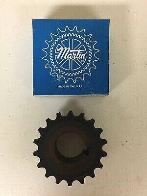 "Martin 6018 1-7/8"" Bore, New And Free Shipping"